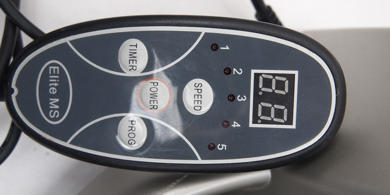 Detailed review of Exerciser Elite Passive Motion Circulation Chi Machine