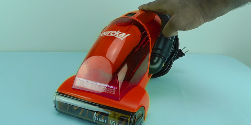 Review of Eureka 72A Lightweight Handheld Vacuum Cleaner