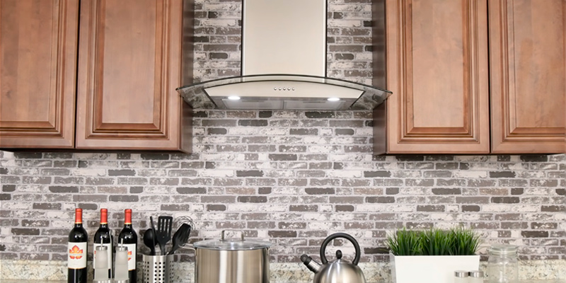"Review of Perfetto Kitchen PKB-RH0230 30"" Convertible Wall Mount Range Hood"