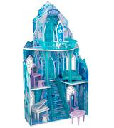 KidKraft 65881 Frozen Ice Castle Dollhouse