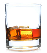Taylor'd Milestones Glassware Whiskey Glass
