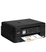 Brother MFC-J480DW Wireless Inkjet Color All-in-One Printer