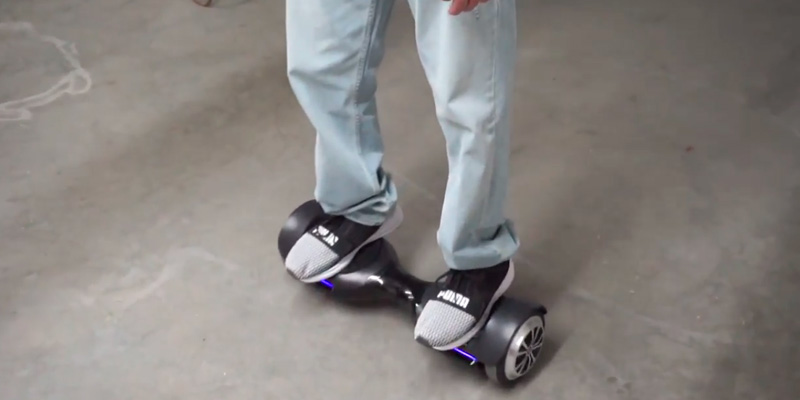 Review of Swagtron Swagboard Vibe T580 Hoverboard