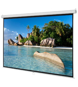 "Homegear LYSB00J22TNRI-ELECTRNCS 100"" HD Motorized 16:9 Projector Screen"