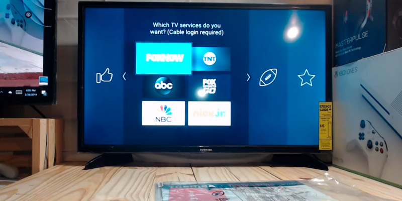 Review of Toshiba 32LF221U19 32-inch 720p HD Smart LED TV