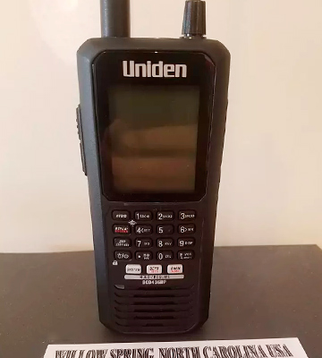Review of Uniden BCD436HP HomePatrol Series Digital Handheld Scanner