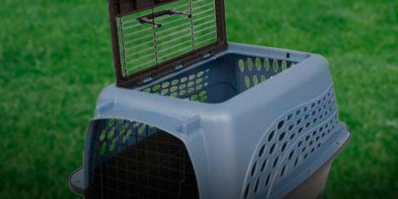 Detailed review of Petmate Two Door Top Load Pet Kennel