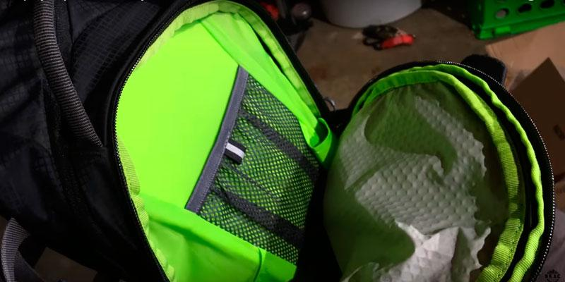 Osprey Raptor 10 Hydration Pack in the use