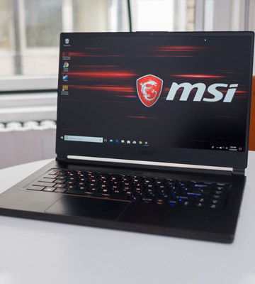 Review of MSI GF65 15.6 120Hz Gaming Laptop (Intel Core i7-9750H, GTX 1660Ti, 8GB RAM, 512GB SSD)