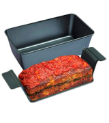 Chicago Metallic Professional X50801 Non-Stick 2-Piece Meatloaf Set