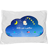 Little One's Pillow Toddler Pillow Delicate Organic Cotton Shell