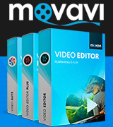 Movavi Video Editor: Create Outstanding Video for Friends and Family