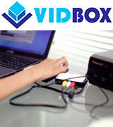 VIDBOX VFM1M Video Conversion for Mac