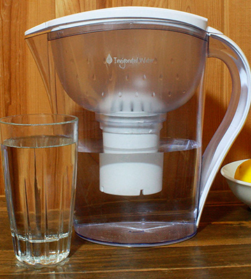 Review of Invigorated Living Alkaline Water Filter Pitcher