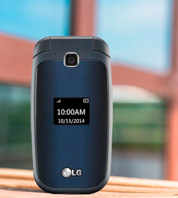 Review of LG 450 T-Mobile Cell Phone