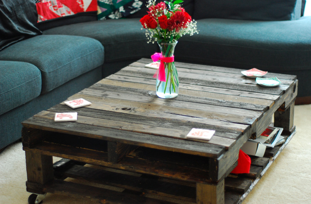 Best Pallet Coffee Tables