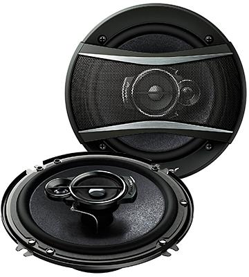 Review of Pioneer TS-A1676R 3-Way Speaker