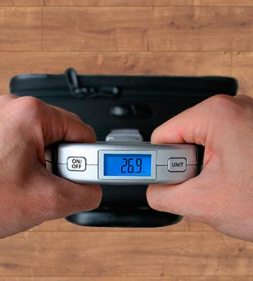 Review of EatSmart Digital Luggage Scale