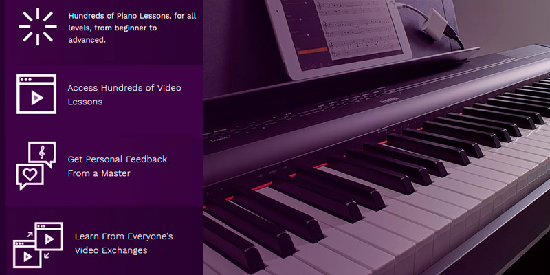 Review of ArtistWorks Piano Lessons Online