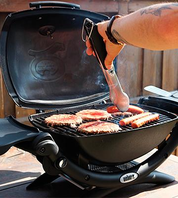 Review of Weber Q1200 Liquid Propane Grill (51010001)