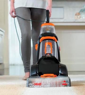 Review of Bissell 1548 Carpet Cleaner