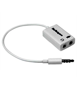 StarTech MUYHSMFFADW Headphone Microphone Splitter