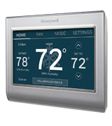 Honeywell RTH9585WF1004/W Wi-Fi Smart Programmable Thermostat