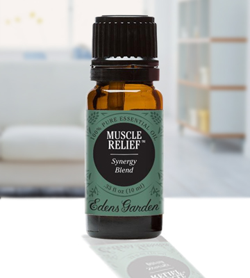 Review of Edens Garden Essential Oil for Muscle Pain