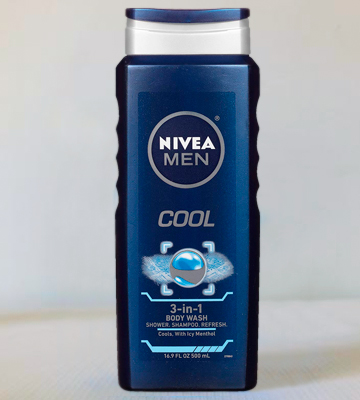 Review of Nivea Men Cool 3-in-1 Body Wash