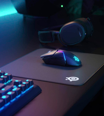 Review of SteelSeries Rival 650 Wireless Gaming Mouse