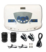 Cell Spa syk66 Dual Ionic Detox Foot Cleanse Machine