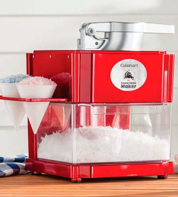 Review of Cuisinart SCM-10 Snow Cone Maker