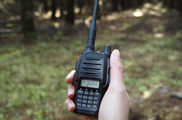 Comparison of Handheld CB Radios