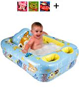 Disney Inflatable Baby Bathtub