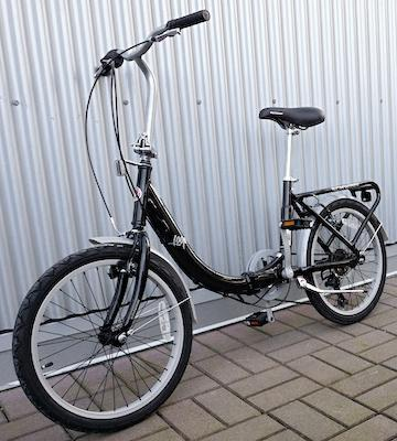 Review of Schwinn Loop Folding Bike