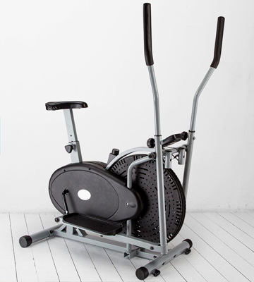 Review of Best Choice Products Elliptical Bike 2 IN 1