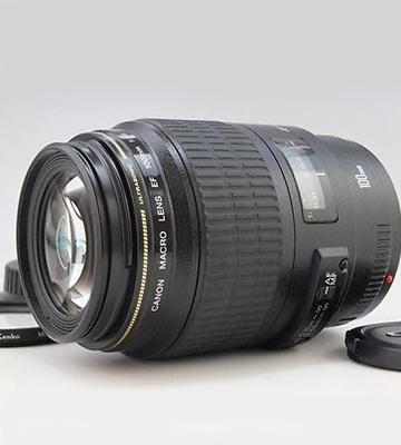 Review of Canon 4657A006 EF 100mm f/2.8 Macro USM