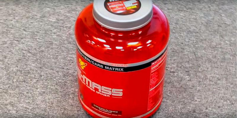 Detailed review of BSN Sports TRUE-MASS Gainer