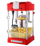 Great Northern 6074 Pop Pup Retro Style Popcorn Popper