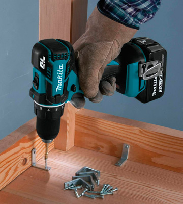 Review of Makita XFD061 18V LXT Lithium-Ion Brushless Cordless 1/2 Driver-Drill Kit (3.0Ah)