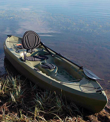 Review of Lifetime Tamarack Angler Sit-On-Top Kayak