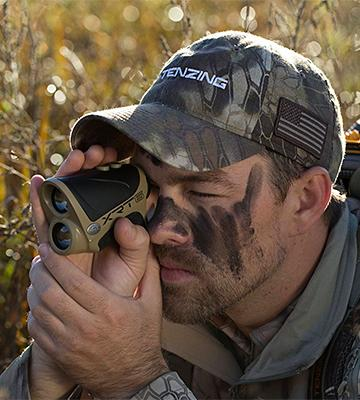 Review of Halo XRT6 Water-resistant Laser Rangefinder