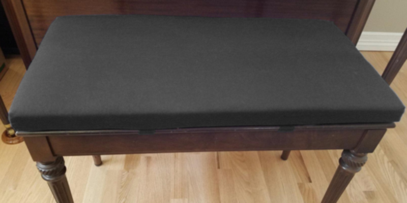 Review of Resort Spa Home Decor Premium 1 Cushion for Piano Bench