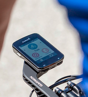 Review of Garmin Edge 820 GPS Cycling/Bike Computer for Performance and Racing
