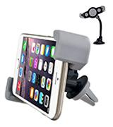 CARPRO 3-In-1 Air Vent Phone Holder Cradle