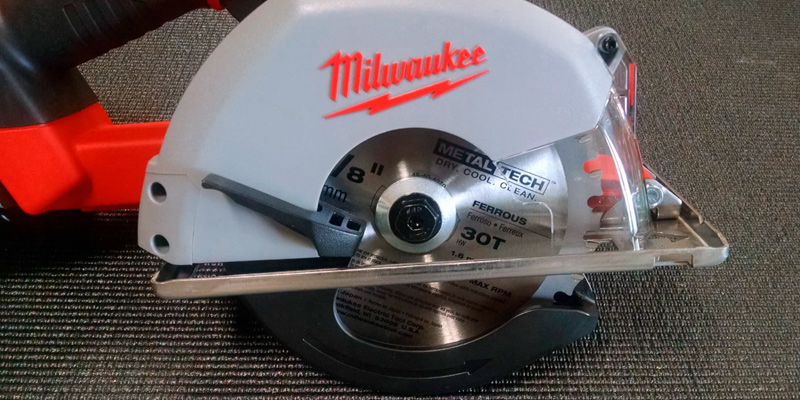 Detailed review of Milwaukee 2682-20 M18 Metal Saw