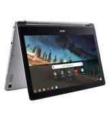 Acer Chromebook R 13 (CB5-312T-K5X4) 2-in-1 Convertible Laptop, 13.3-inch Full HD Touch, MediaTek MT8173C, 4GB LPDDR3, 32GB