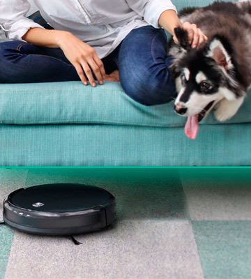 Review of Eufy RoboVac 11S Robotic Vacuum Cleaner