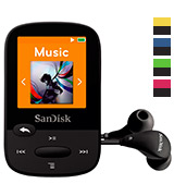 SanDisk SDMX22-008G-A57K MP3 Player