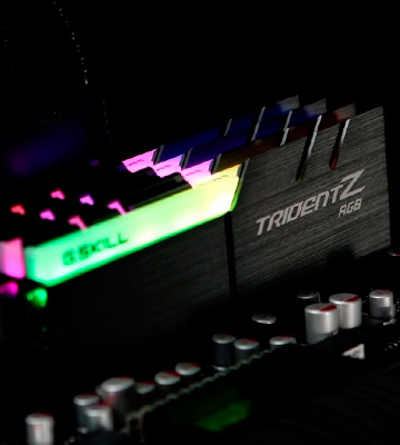 Review of G.Skill TridentZ RGB 16GB (2 x 8GB) RAM Memory